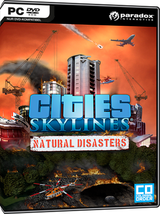 Cities Skylines - Natural Disasters (Addon) Screenshot