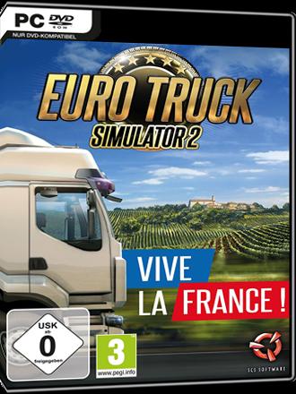 euro truck simulator 2 vive la france kaufen mmoga. Black Bedroom Furniture Sets. Home Design Ideas