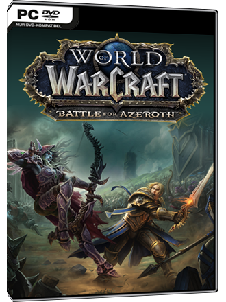 WoW - Battle for Azeroth [North America] - World of Warcraft Addon Screenshot