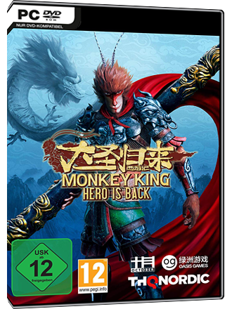 Monkey King - Hero is back Screenshot
