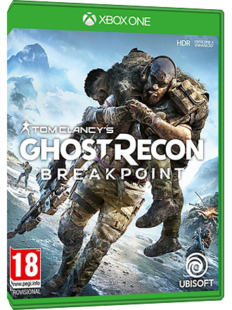 Ghost Recon Breakpoint - Xbox One Download Code Screenshot
