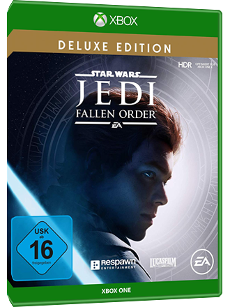 Star Wars Jedi - Fallen Order (Deluxe Edition) - Xbox One Download Code Screenshot