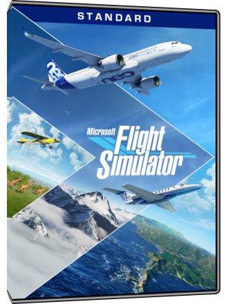 Microsoft Flight Simulator - Standard Edition (Windows 10 Key) Screenshot