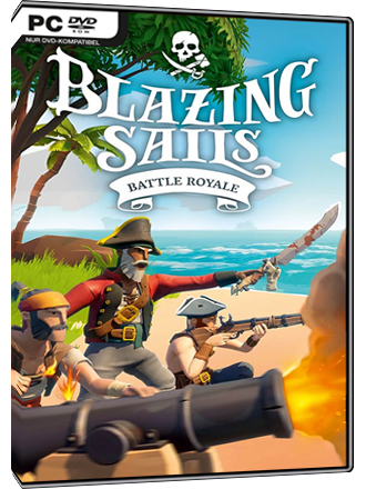 Blazing Sails - Pirate Battle Royale Screenshot