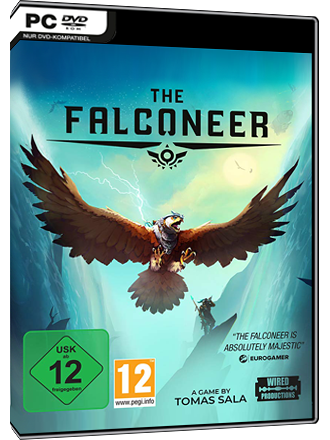 The Falconeer Screenshot
