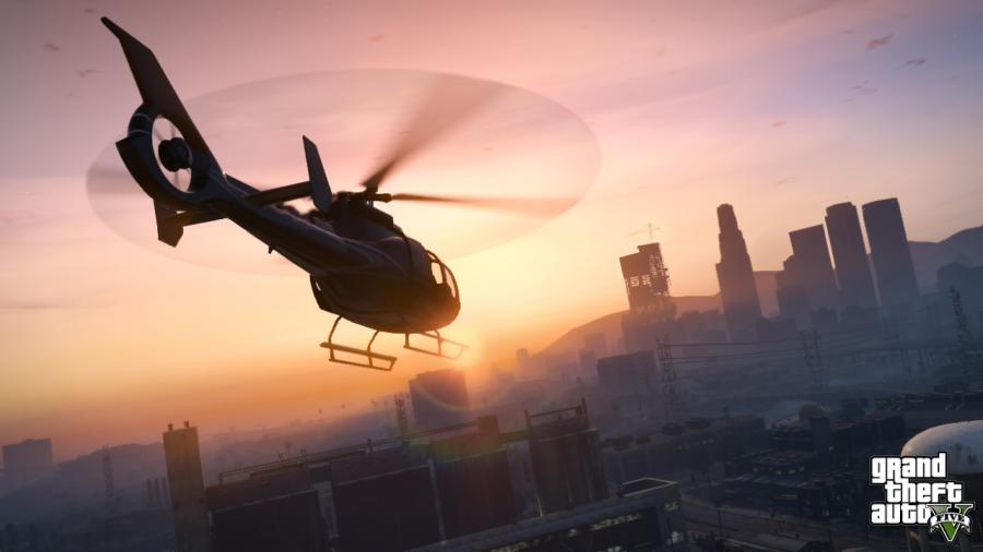 GTA 5 - Grand Theft Auto V Screenshot 9