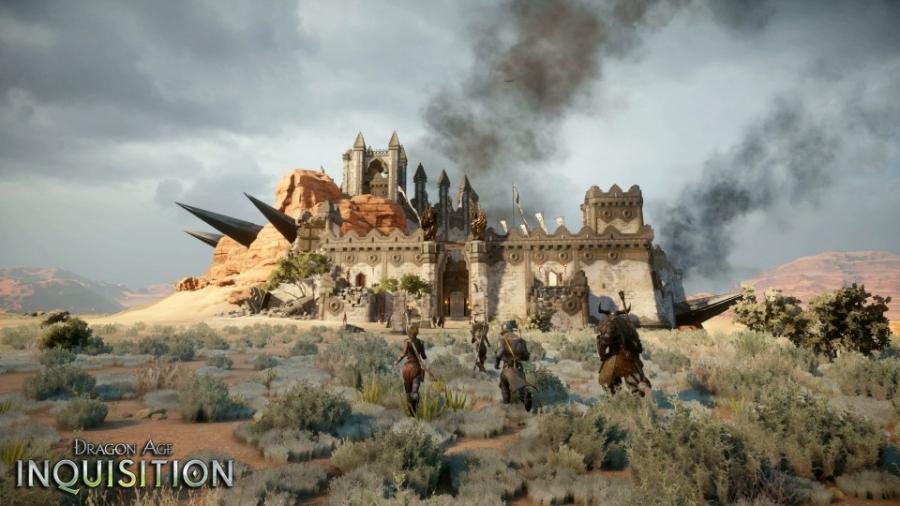 Dragon Age Inquisition Screenshot 2