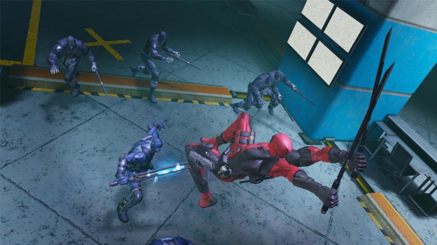 Deadpool Screenshot 5
