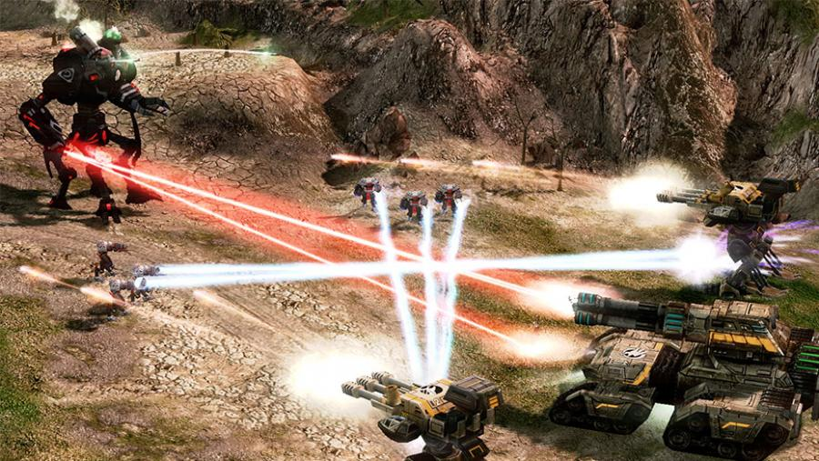Command & Conquer - The Ultimate Collection Screenshot 1
