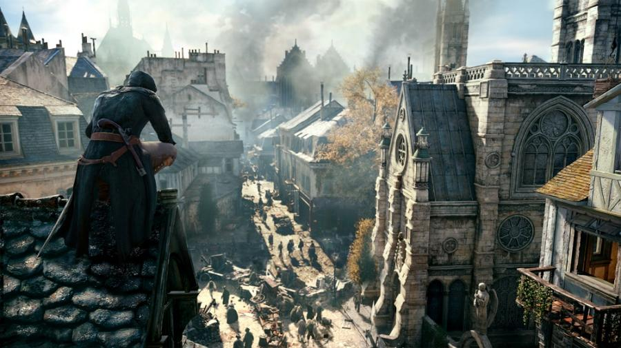 Assassin's Creed Unity Screenshot 2