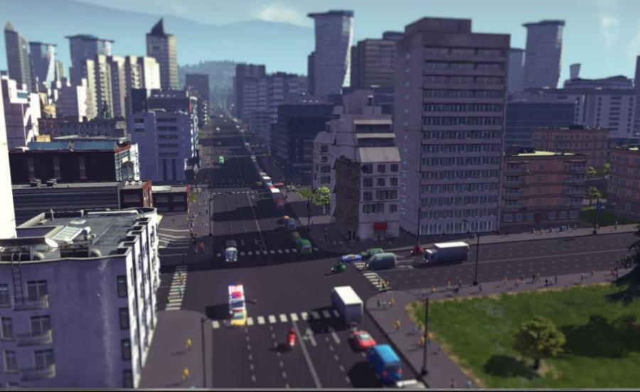 Cities Skylines - Deluxe Edition Screenshot 5