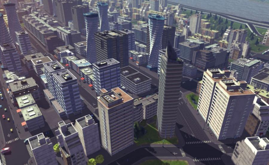 Cities Skylines - Deluxe Edition Screenshot 7