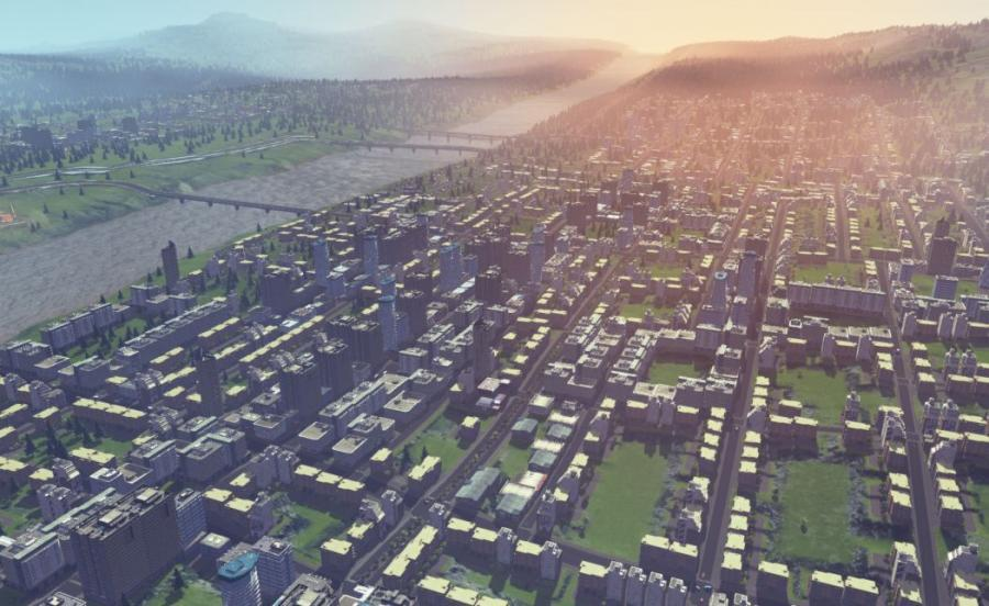 Cities Skylines - Deluxe Edition Screenshot 2