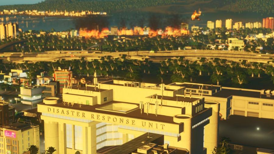 Cities Skylines - Natural Disasters (Addon) Screenshot 5