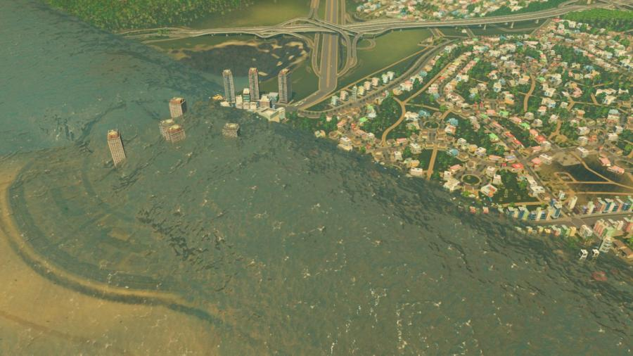 Cities Skylines - Natural Disasters (Addon) Screenshot 9