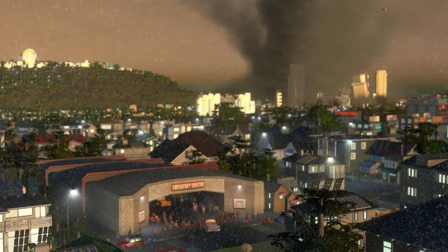 Cities Skylines - Natural Disasters (Addon) Screenshot 7