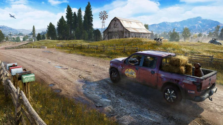 Far Cry 5 - Deluxe Edition Screenshot 3