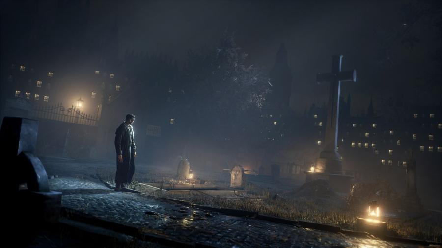 Vampyr Screenshot 1