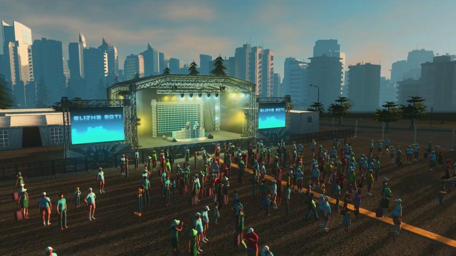 Cities Skylines - Concerts DLC Screenshot 5