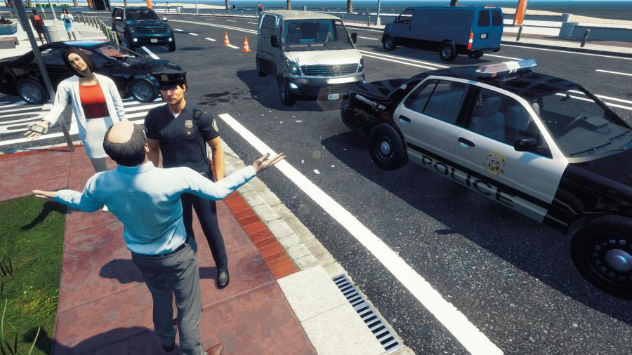 Police Simulator 18 Screenshot 5