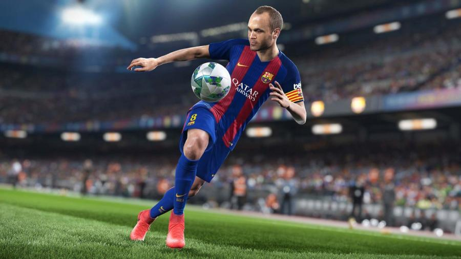 Pro Evolution Soccer 2018 - Premium Edition Screenshot 3