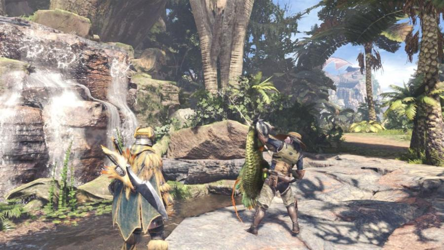 Monster Hunter World - EU Key Screenshot 8