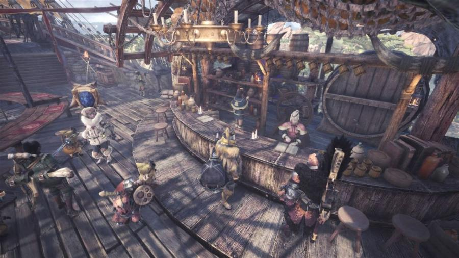 Monster Hunter World - EU Key Screenshot 3