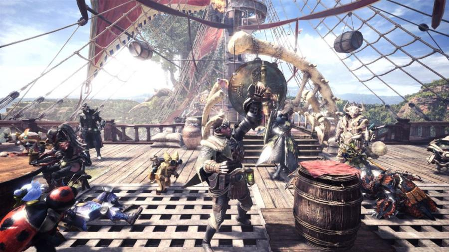 Monster Hunter World - EU Key Screenshot 7