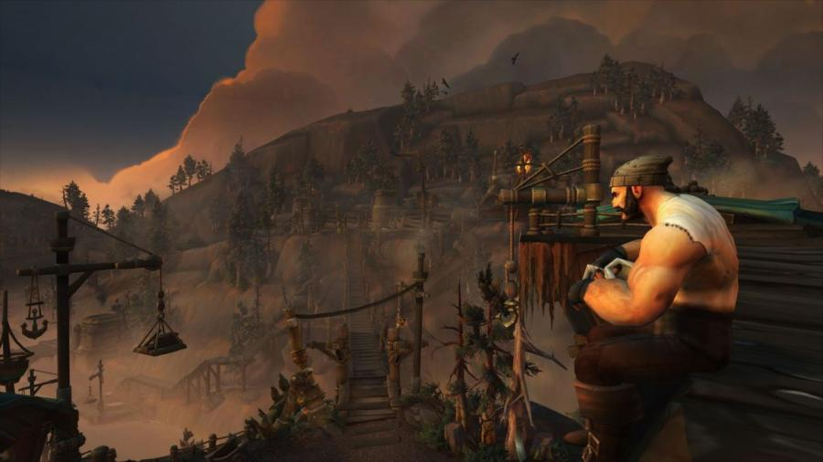 WoW - Battle for Azeroth [North America] - World of Warcraft Addon Screenshot 1