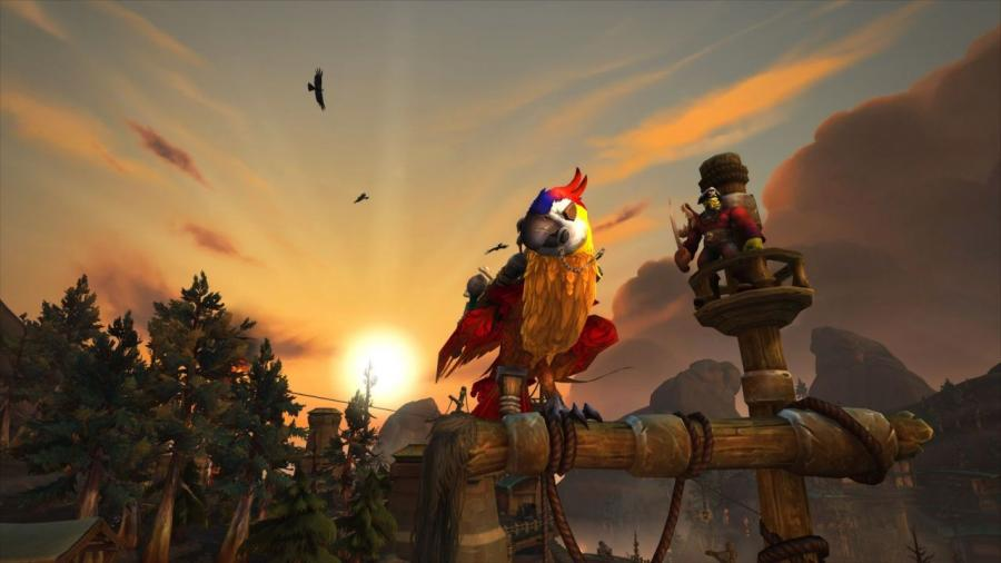 WoW - Battle for Azeroth [North America] - World of Warcraft Addon Screenshot 5