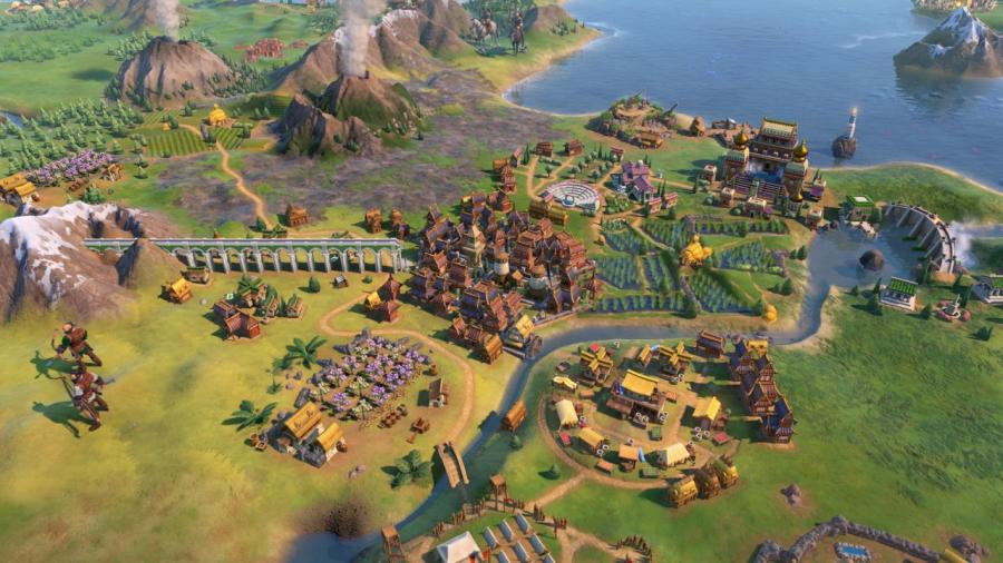 Civilization VI - Gathering Storm (Addon) Screenshot 5