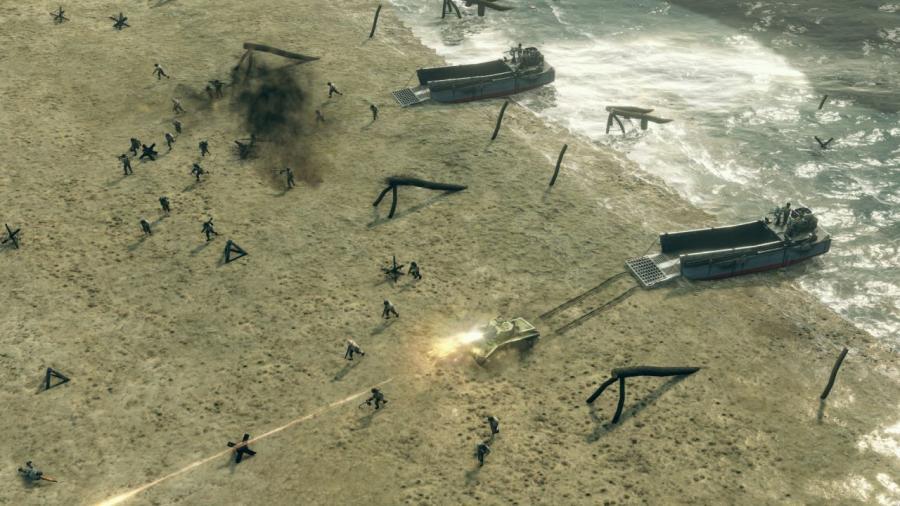 Sudden Strike 4 - Complete Collection Screenshot 5