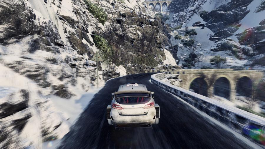 WRC 8 - FIA World Rally Championship Screenshot 6