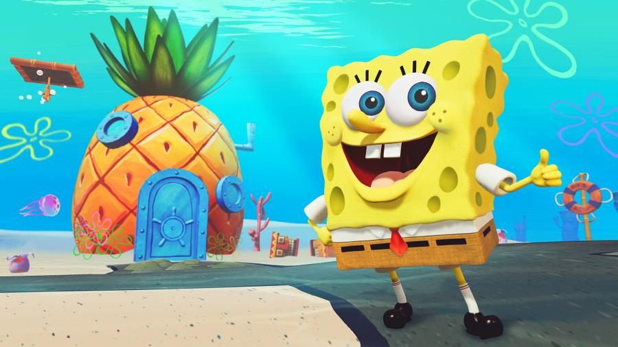 SpongeBob SquarePants - Battle for Bikini Bottom Rehydrated Screenshot 2