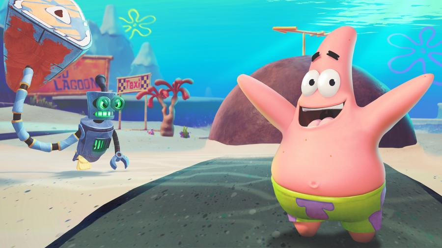 SpongeBob SquarePants - Battle for Bikini Bottom Rehydrated Screenshot 3