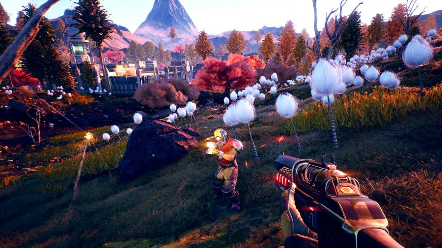 The Outer Worlds - Epic Games Store Key Screenshot 2