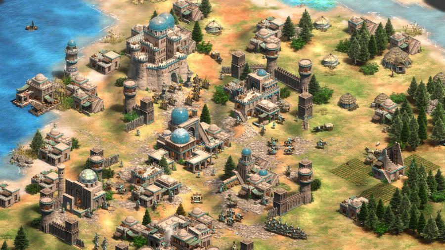 Age of Empires II - Definitive Edition Screenshot 4