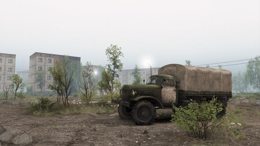 Spintires - Chernobyl (DLC) Screenshot 8