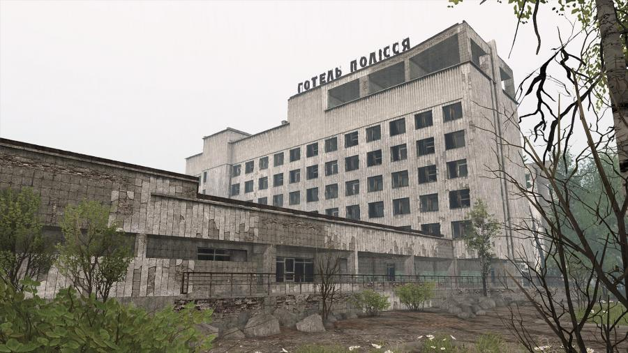 Spintires - Chernobyl (DLC) Screenshot 5