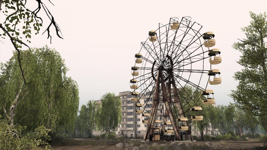 Spintires - Chernobyl (DLC) Screenshot 2