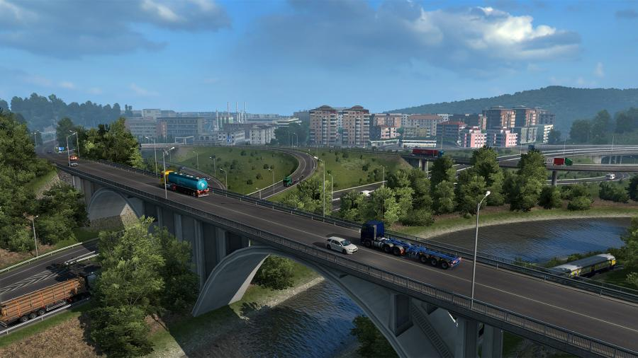 Euro Truck Simulator 2 - Road to the Black Sea (DLC) Screenshot 4