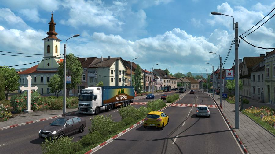 Euro Truck Simulator 2 - Road to the Black Sea (DLC) Screenshot 3