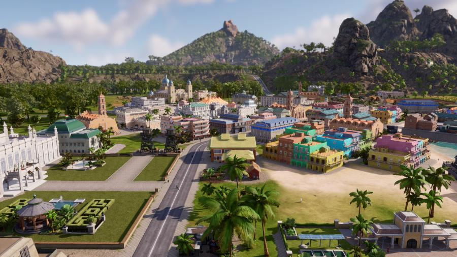 Tropico 6 - The Llama of Wall Street (DLC) Screenshot 9