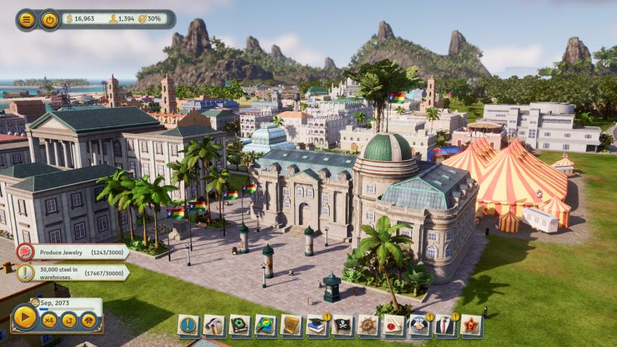 Tropico 6 - The Llama of Wall Street (DLC) Screenshot 3