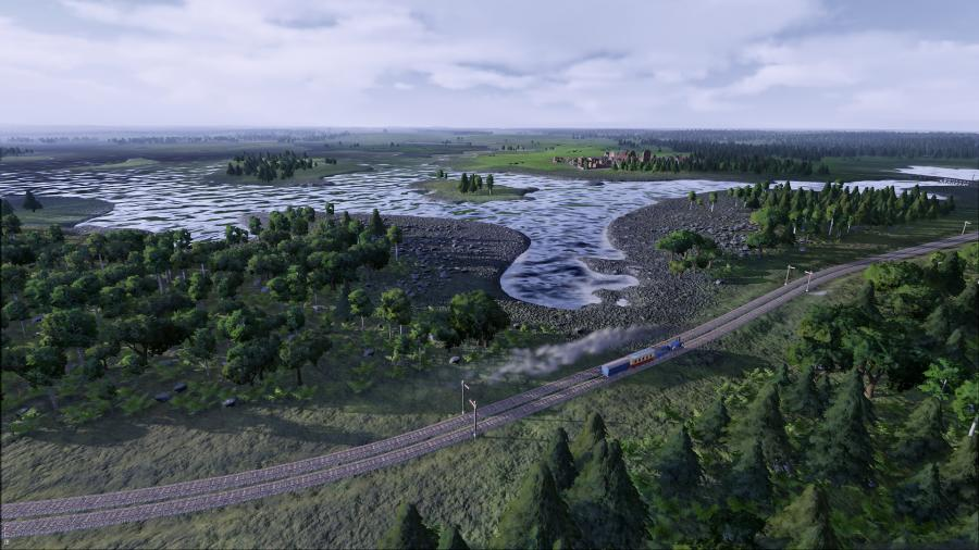 Railway Empire - Northern Europe (DLC) Screenshot 3