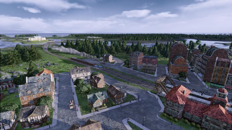 Railway Empire - Northern Europe (DLC) Screenshot 7