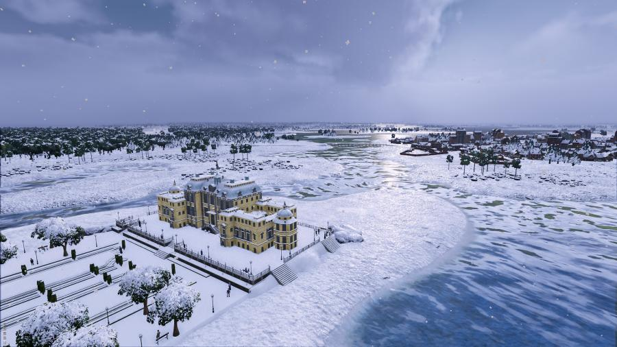 Railway Empire - Northern Europe (DLC) Screenshot 2