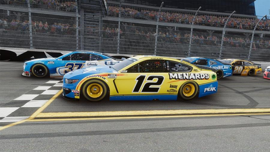 NASCAR Heat 5 Screenshot 8