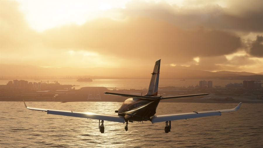 Microsoft Flight Simulator - Standard Edition (Windows 10 Key) Screenshot 7