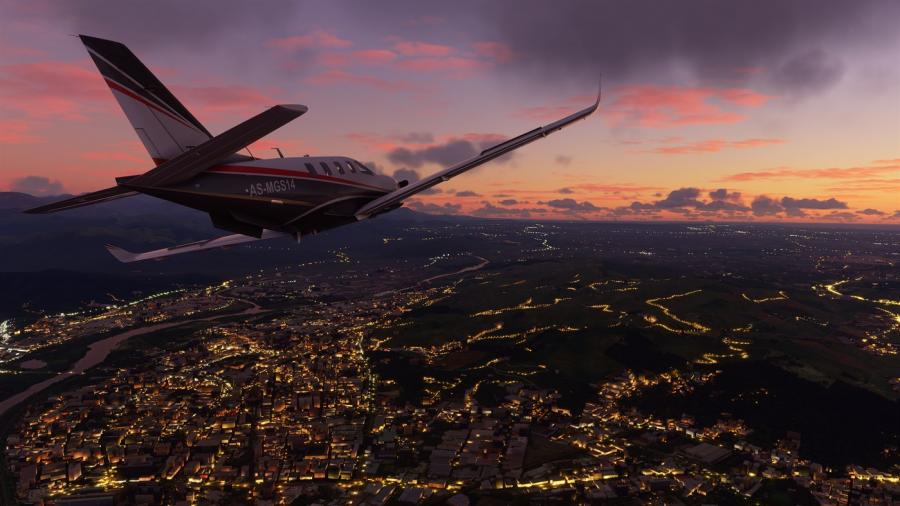 Microsoft Flight Simulator - Standard Edition (Windows 10 Key) Screenshot 4